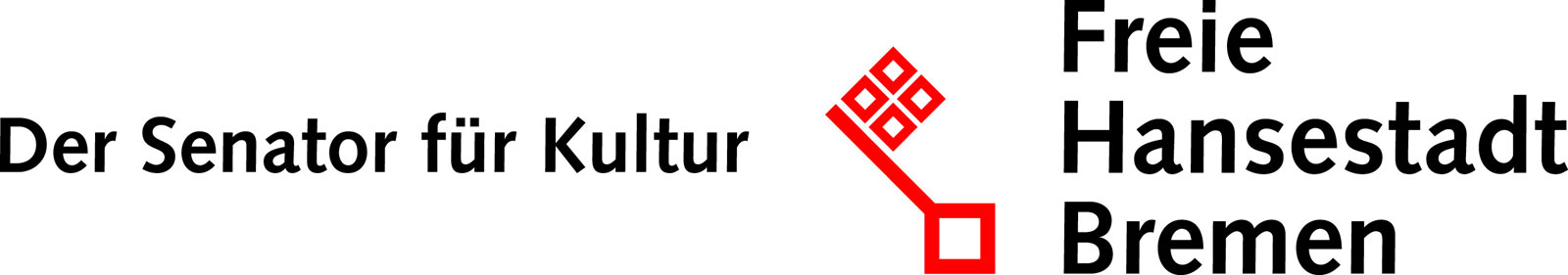 Logo vom Senator für Kultur Bremen 2021
